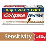 Colgate Sensitive Clove Toothpaste - 80 g (Buy 1 gGet 1 Free)