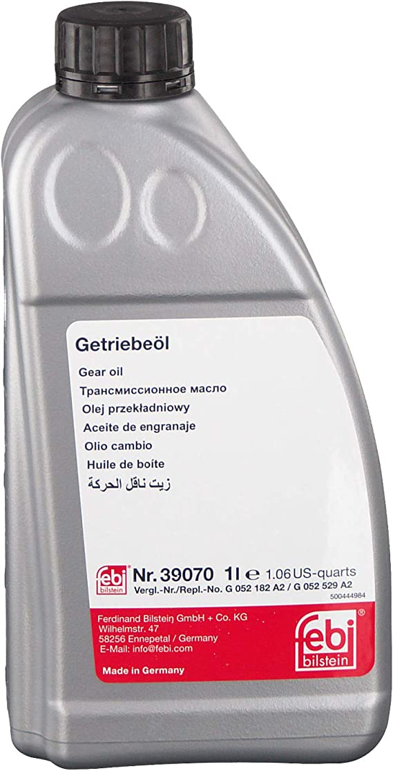 Febi Bilstein 39070 Getriebeöl Für Direktschaltgetriebe Dctf 1 1 Liter Auto
