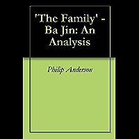 'The Family' - Ba Jin: An Analysis