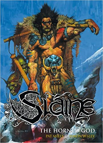 Slaine The Horned God Hb: Amazon.es: Pat Mills: Libros en ...