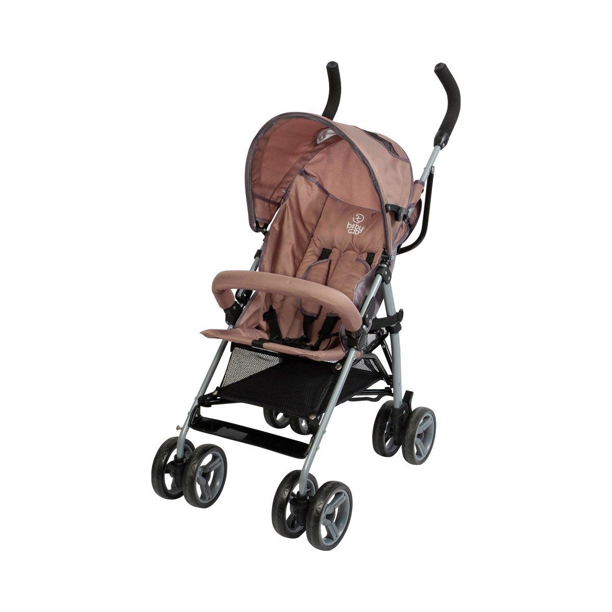 Babycab Sitzbuggy Max/Kinderwagen mit Liegefunktion/Buggy mit Regenverdeck/ab 6 Monate