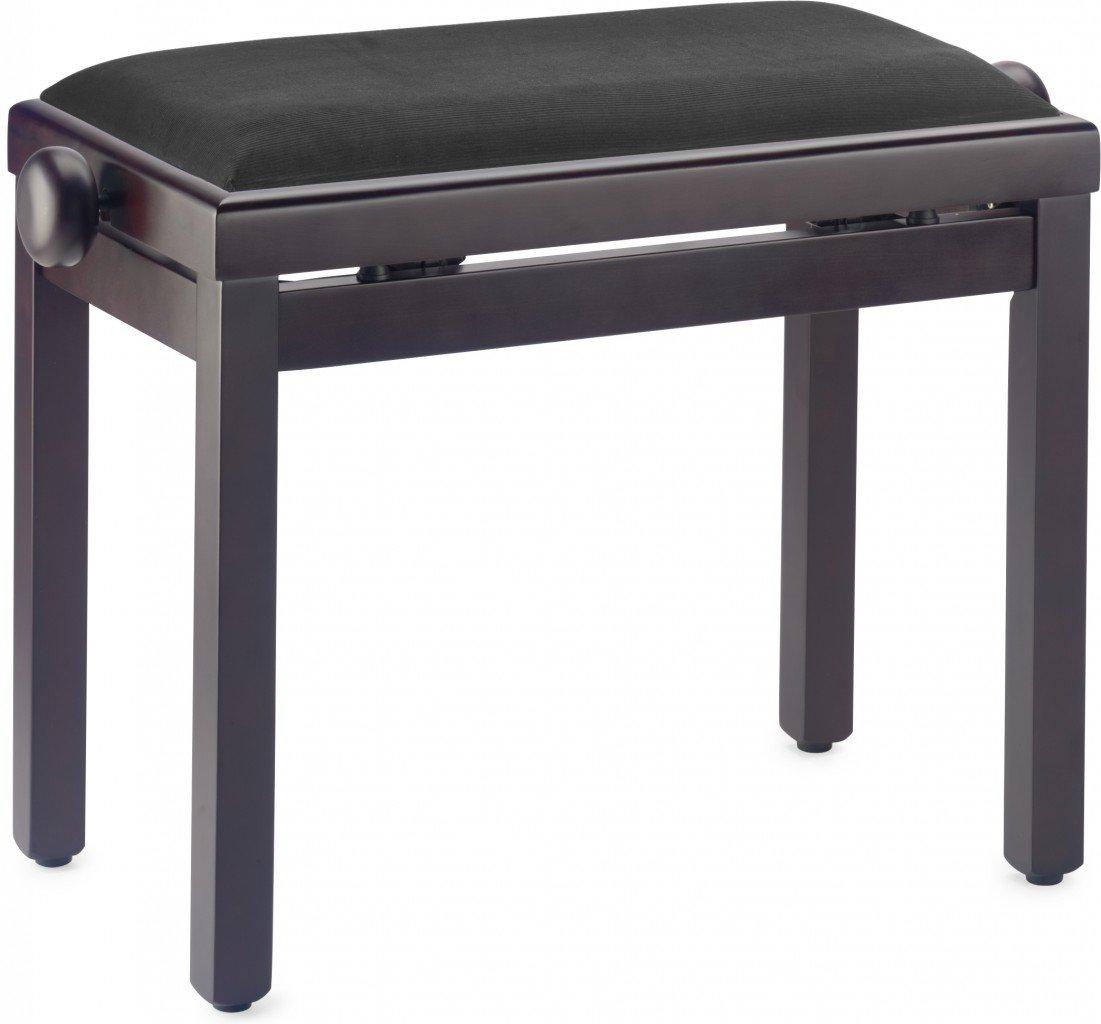 【超特価sale開催!】 Stagg PB39 Black RWM VBK VBK Piano Bench Finish with Matte Rosewood Finish and Black Velvet Seat by StaggB00UFP8TDA, ジュエリーエクセレンテ:297acd66 --- rsctarapur.com