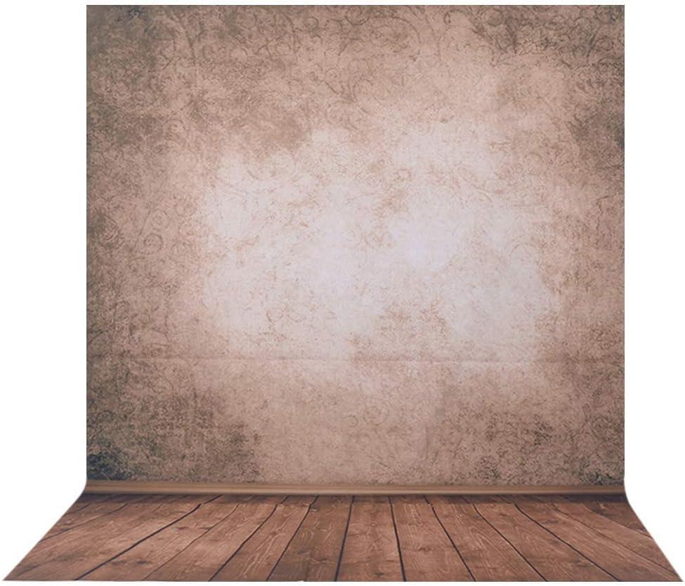 Telón de Fondo de la Foto, 1.5 x 2 m BDDFOTO paño de fotografía de Fondo de fotografía Profesional, telón de Fondo de Color sólido Retro de impresión vívida, paño a Prueba de Polvo
