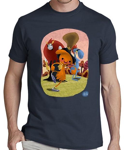 fcd4d8a7c latostadora Camiseta Galaxia Wander - Camiseta Hombre clásica