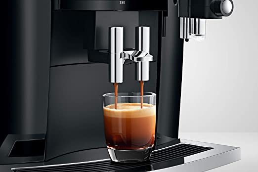 JURA S80 Piano Black Independiente Máquina espresso Negro 1,9 L 16 tazas Totalmente automática - Cafetera (Independiente, Máquina espresso, 1,9 L, Molinillo integrado, 1450 W, Negro): Amazon.es: Hogar