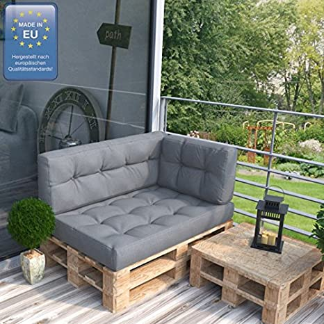 animalmarketonline Muebles de jardín juego de almohadas para ...