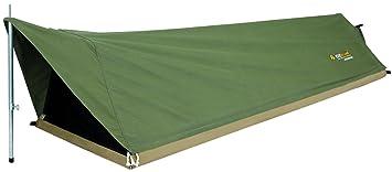 Oztrail Saco de Dormir Blaxland 80x230cm 1.7kg Comfort 0º Temperatura Extrema -5ºC SBH-