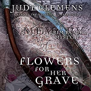 Flowers for Her Grave Audiobook