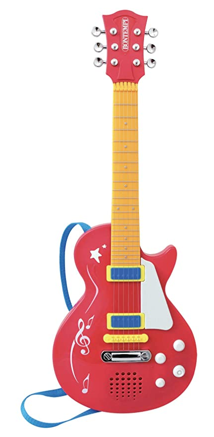 Bontempi Guitarra Rock electrónica Spanish Business Option Tradding 24 5831