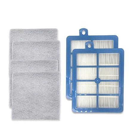 ATpart Repuesto de kits de filtro, filtro de algodón para ...
