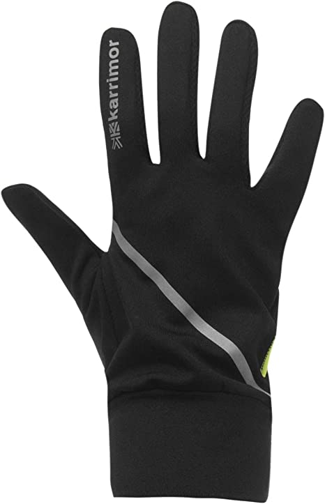 Karrimor Liner Gloves Mens Gents Walking Insulated Warm Stretch