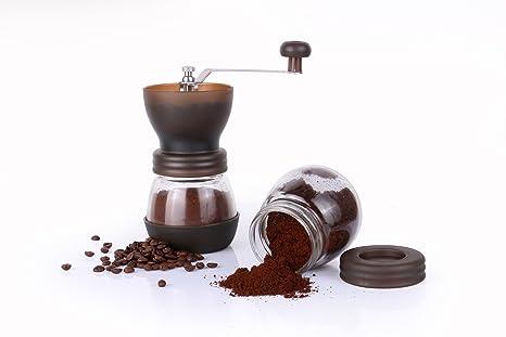 Amazon.com: soulcook Manual molinillo de café molinillo de ...