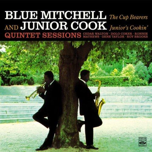 Mitchell, Blue/Cook, Junior Juniors Cookin/The Cup Bearers Mainstream Jazz