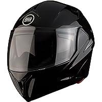 BHR 50132 Casco Modular, Color Negro Metálico, Talla