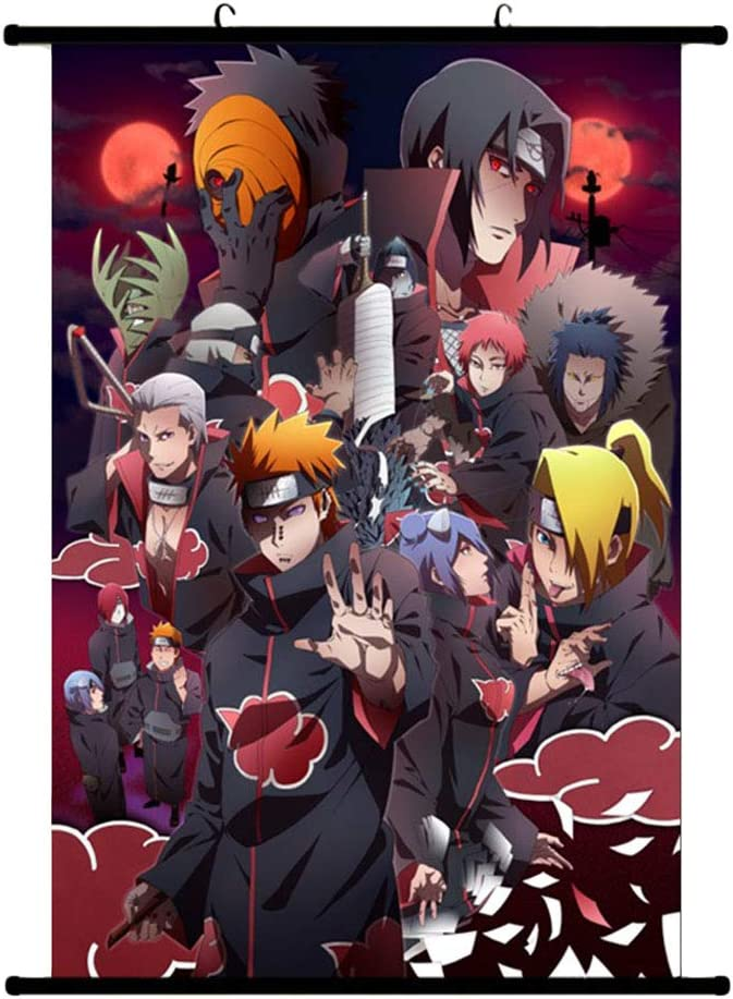 NARUTO SHIPPUDEN POSTER 12 Nickelodeon Teen Kids 2 Sizes Available