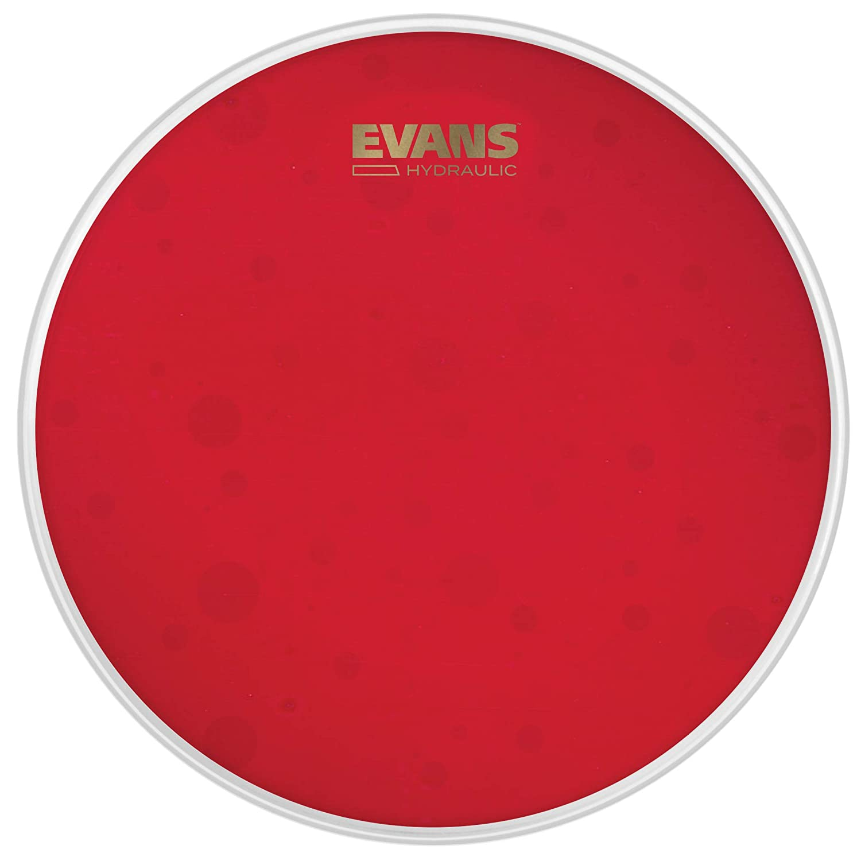 10 Evans TT10HR Hydraulic Red Drum Head