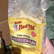 Amazon.com : Bob's Red Mill Flour Garbanzo Bean, 16-ounces