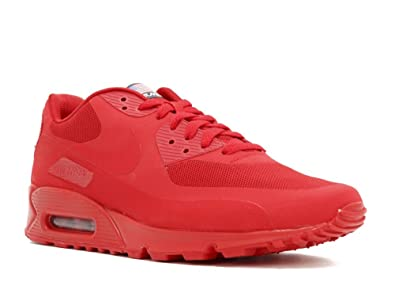 549e760aad Nike Air Max 90 Hyp Qs Sport Red/Sport Red 613841-660_10.5: Amazon ...