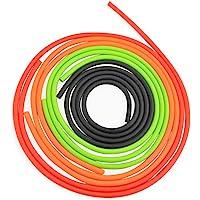AMEYXGS 3m Tubo de Goma Peep Sight Tubo de Repuesto Peep Sight para Arco Compuesto