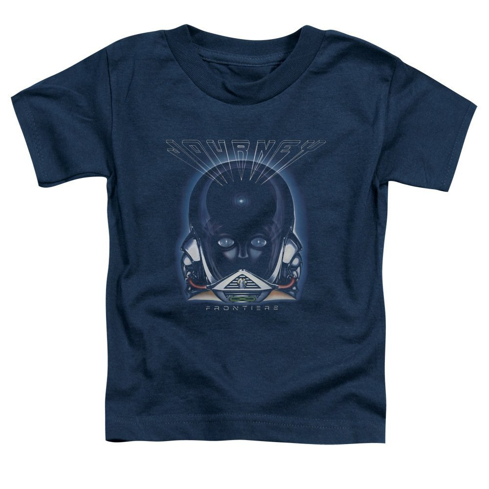 Journey Frontiers Cover Toddler T-Shirt