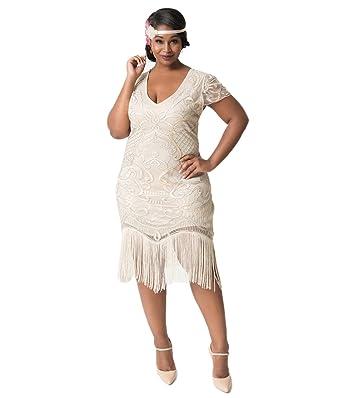 Fringe Vintage Style Dresses