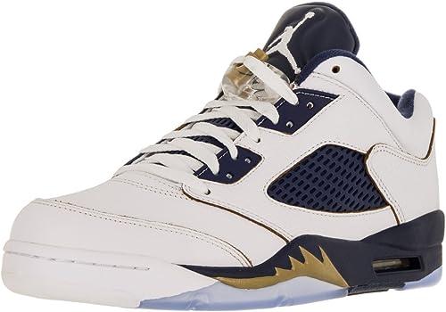 Amazon.com: Nike Jordan hombres s air jordan 5 retro Low ...