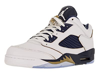 1a7a1780b9103 Nike Jordan Men's Air Jordan 5 Retro Low Basketball Shoe