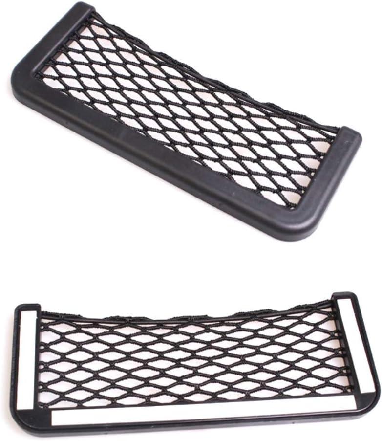 Elastic Cord Trunk Net Backseat Organizer MingL Car Storage Net Cargo Net Storage Bag Net WD-A