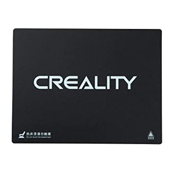 Creality 3D - Adhesivo para plataforma de cama caliente (350 x 305 ...