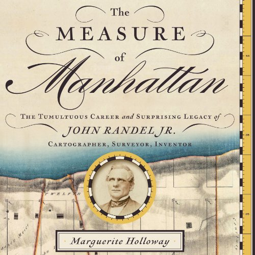 The Measure of Manhattan by Audible Studios