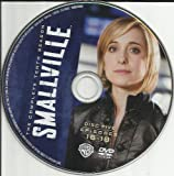 Smallville Season 10 Disc 5 Ep. 16-19 Replacement Disc!
