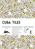 Gift Wrap Book Vol. 69 -Cuba Tiles (Gift & Creative Paper Books) (English, Spanish, French, Italian and German Edition) (German, English, Spanish, French and Italian Edition)