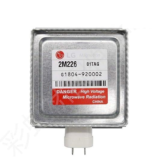 OYSTERBOY - Recambio para horno microondas LG 2M226: Amazon ...