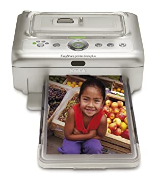 Amazon.com: Kodak EasyShare Printer Dock Plus – Impresora ...