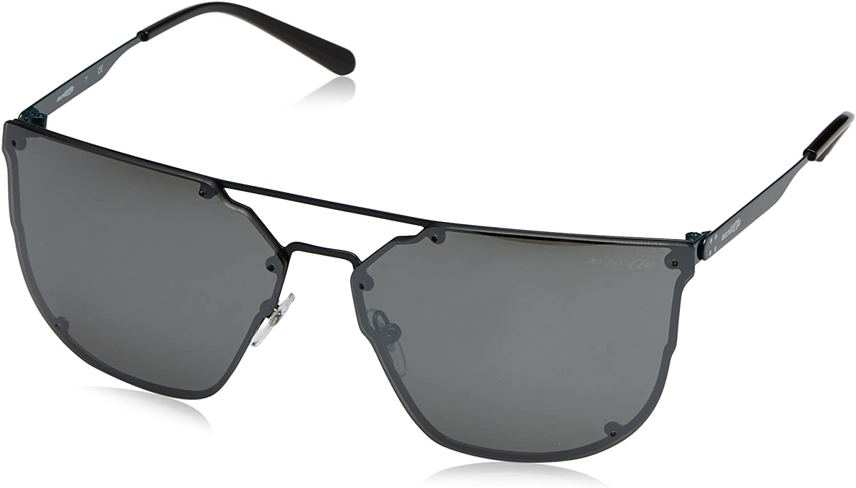 ARNETTE Hundo-P1 Gafas de sol, Anthracite, 63 para Hombre