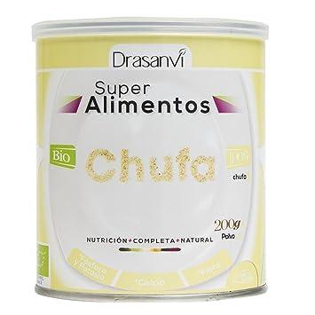 DRASANVI Chufa en Polvo Eco, 200 g: Amazon.es: Hogar