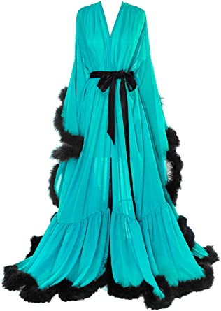 9008 Robe fantaisie femme wikac Supersoft Feather Boa 60gm//1.7M