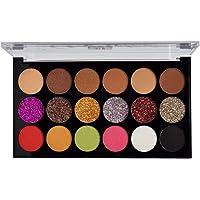 Paleta de Sombras Wonder Pink 21 para Ojos 18 Colores