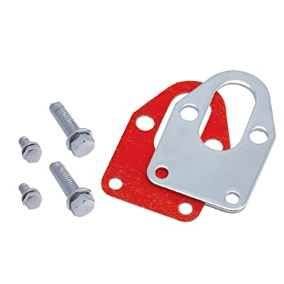 Spectre Performance 42493 Fuel Pump Mounting Plate with Bolts: Automotive