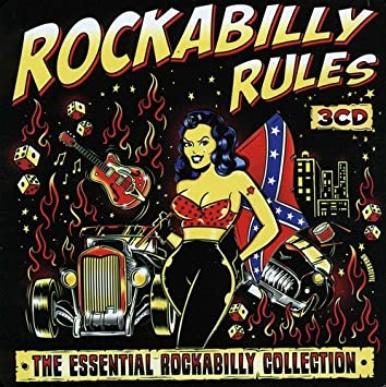 Rockabilly Rules Lim Metalbox Edition Various Amazon De Musik