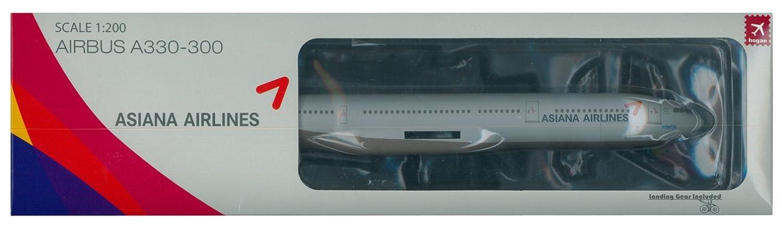 descuento de ventas en línea Airbus A330-300 Asiana Scale 1 200 200 200  selección larga