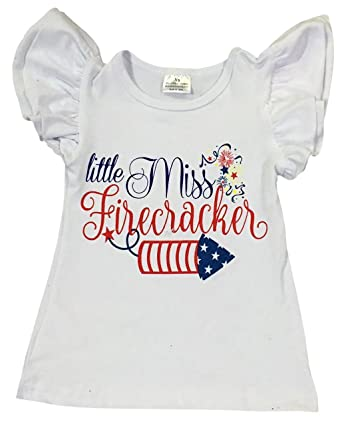 7ba7dce08c6 Amazon.com  Dreamer P Little Girls Floral Stripe Holiday Party Fall Raglan  Top T-Shirt Tee Blouse  Clothing