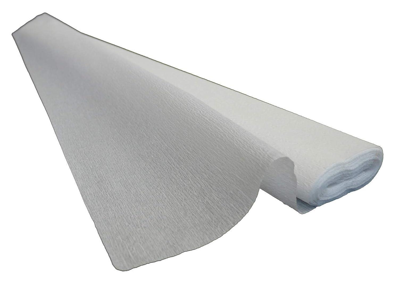 Premium Italian Crepe Paper Roll Light-Weight 60 Gram 280 Cream