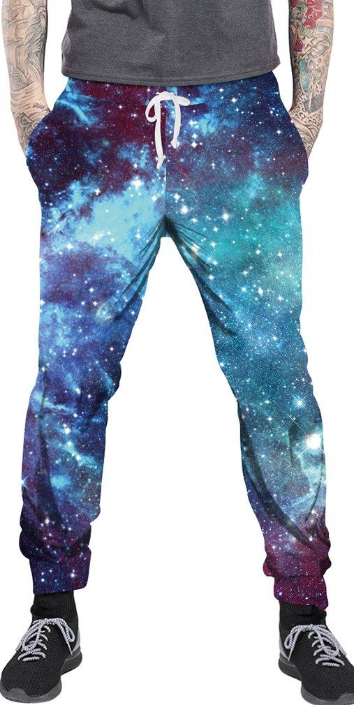 Pandolah 3D Print Graphic Unisex Sport Jogger Novelty Pants Casual Sweatpants