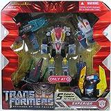 Transformers 2: Revenge of the Fallen Exclusive 5-Figure Combiner Set Superion