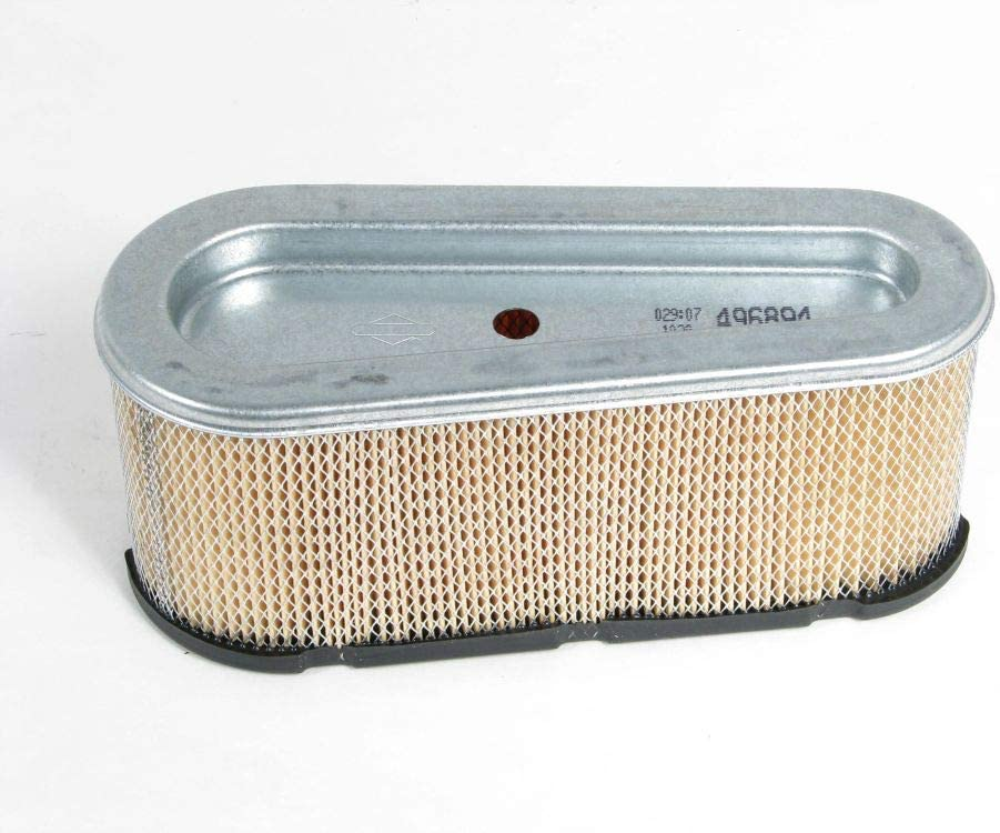 Briggs & Stratton 496894S Lawn & Garden Equipment Engine Air Filter Genuine Original Equipment Manufacturer (OEM) Part