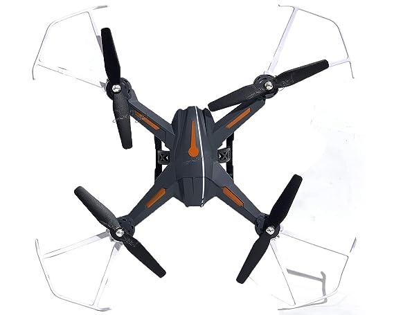 Jack Royal Camera Quadcopter Drone Flying Hero (Orange)