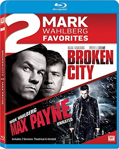 Broken City / Max Payne Double Feature Blu-ray