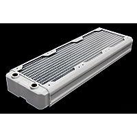 Black Ice Nemesis 360GTX Dual-Core Xtreme Profile Radiator - White