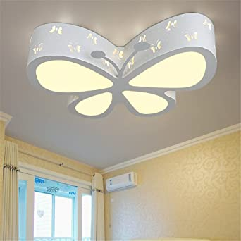 kids room ceiling light glass bedroom ceiling lilamins led kids rooms ceiling light study creative butterfly for boys and girls to princess lightinglighting